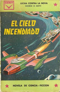 El cielo incendiado, de George O. Smith