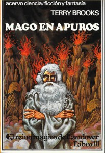 Mago en apuros, de Terry Brooks